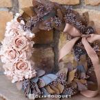 クリスマスリース リース ユーカリリース 玄関ドア プリザーブドフラワー プレゼント ギフト 壁掛け 誕生日 結婚 お祝い おしゃれ 直径25cm