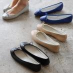 ショッピングフラットシューズ フラットシューズ パンプス リボン レディース バレエシューズ ぺたんこ ペタンコ 靴 婦人靴 黒 ブラック グレー