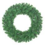 ショッピングクリスマスリース (クリスマスリース・ガーランド・リース)57cmコロラドリース