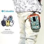 Columbia (コロンビア) カラビナ付きベルトポーチ 小物入れ メンズ レディース ナイオベ6 (PU2012)