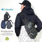 Columbia (コロンビア) ボディバッグ メンズ レディース 6L 撥水加工 プライスストリーム 2WAYバッグ (PU8236)
