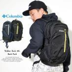 コロンビア (Columbia) リュック メンズ レディース ウォーカーロック 20L バックパック (PU8417)
