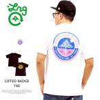 LRG (エルアールジー) Tシャツ メンズ 半袖 リフテッドバッジTシャツ (J201016)