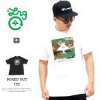LRG (エルアールジー) Tシャツ メンズ 半袖 ボックスアウトTシャツ (A201012)