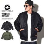 ショッピング中綿 サウスポール SOUTH POLE キルティングジャケット メンズ インナーダウン 中綿 B系ファッション 大きいサイズ 秋冬