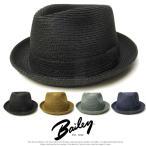 ショッピングストローハット BAILEY HATS ベイリーハット ストローハット BILLY (81670) 秋冬