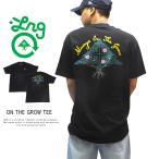 LRG エルアールジー Tシャツ メンズ バックプリント ツリーロゴ オンザグロウ ON THE GROW TEE J191099