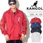 カンゴール コーチジャケット メンズ KANGOL LCJ0001