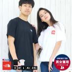 ノースフェイス (THE NORTH FACE) Tシャツ メンズ 半袖 USAモデル レッドボックスTシャツ (NF0A4M4R)