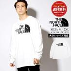 ノースフェイス (THE NORTH FACE) ロンT 長袖Tシャツ メンズ USAモデル ハーフドームロングスリーブTシャツ (NF0A4AAK)