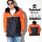 ティンバーランド Timberland シェルジャケット ウインドブレーカー メンズ USAモデル ウインドブレーカープルオーバー ジャケット