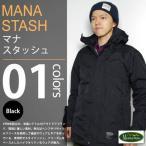 MANASTASH / マナスタッシュ - Paneled 4-Way Parka / パネル4ウェイ パーカー