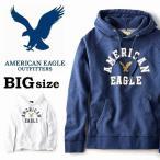 大きいサイズ メンズ アメリカンイーグル AMERICAN EAGLE スウェット プルオーバー パーカー XL XXL XXXL