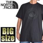 大きいサイズ メンズ ノースフェイス THE NORTH FACE 半袖 ロゴ Tシャツ USA直輸入 Classic fit XL XXL