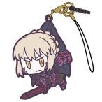 Fate/Grand Order セイバー/アルトリア・ペンドラゴン オルタ つままれストラップ