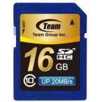 雅虎商城 - SDカード 16GB class10 秒速最大20MB TEAM おしゃれ