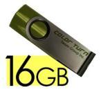 USBメモリ 16GB 1年保証付き 回転式 TEAM チーム TG016GE902GX USB フラッシュメモリ