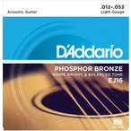 D'Addario EJ16 ダダリオ アコーステックギター弦