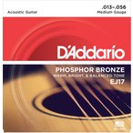 D'Addario EJ17 ダダリオ アコーステックギター弦