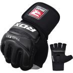OPN-47 オープンフィンガーグローブ 総合格闘技 黒 RDX正規品 MMA 各size