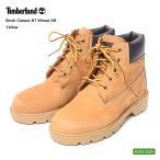 Timberland ティンバーランド TB010760 6INCH CLASSIC BOOT 6インチ クラシック ブーツ WHEAT NUBUCK ウィート ヌバック キッズ 子供用 靴