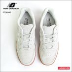 NEW BALANCE ニューバランス CT288WG White/Gum Pig Suede ホワイト/ガム スエード Dワイズ レディース スニーカー SM'17