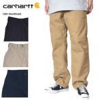 Carhartt カーハート B151 CANVAS WORK DUNGAREE PANTS キャンバス ダンガリー パンツ メンズ ペインターパンツ ワークパンツ チノパン ワイド ダンガリーパンツ