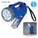 電力不足による計画停電に!もしもの災害の備えに!LEDライト♪2WAY ハイパワーライト画像