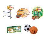 サッカー&バスケット ゴールセット 子供 景品