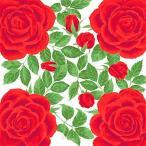 人気の包むと美しいバラになるふろしき
