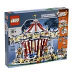 おもちゃ ゲーム 積み木 レゴ ブロック LEGO Creator Carousel (10196)ミニフィギュア