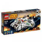 おもちゃ ゲーム 積み木 レゴ ブロック LEGO? Star Wars? Rebels The Ghost Starfighter w/ 4 Minifigures | 75053ミニフィギュア