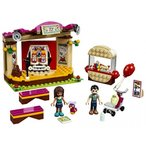 おもちゃ ゲーム 積み木 レゴ ブロック LEGO Friends Andrea's Park Performance 41334 Building Kit (229 Piece)ミニフィギュア