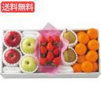 お歳暮 送料無料 特価 冬のいちごと旬の果物詰合せ 旬のフルーツギフト   L__201011a565