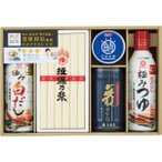 お中元特価  味香門夏和膳  MKDS-30 ( そうめん つゆ 味付け海苔 鯖缶 詰合せ ギフト セット )E__201072a017