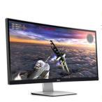 Dell デジタルハイエンドシリーズ U3415W 34インチ 曲面ウルトラワイドモニタ