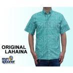 Reyn Spooner/レインスプーナー アロハシャツ オリジナルラハイナ ORIGINAL LAHAINA フルオープン ラグーン