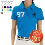 97番ポロシャツ 人気 レディースゴルフウェア