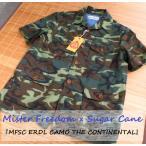 Mister Freedom シュガーケーン ミスターフリーダム MFSC(SAIGON COWBOY) MFSC ERDL CAMO THE CONTINENTAL