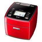 三菱電機 IH炊飯器 NJ-VX107-R 5.5合 備長炭 炭炊釜