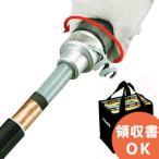 DK-MSDK6SET TAJIMA 手回しラチェット式絶縁体剥離工具 CV線6600V用皮むきソケット ムキソケD高圧 22/38/60/100/150/200sq 6本セット