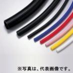 エスケイ工機 電線保護材 コルゲートチューブ 内径φ5.3±0.1mm 外径φ7.5±0.3mm 黒 1500m巻 KC5