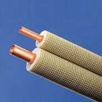 因幡電工 お買い得 2巻セット エアコン配管用被覆銅管 ペアコイル 2分3分 20m HPC-2320_set
