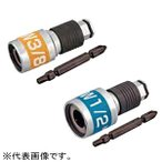 ネグロス電工 全ねじボルト回し工具 適合ねじW1/2 18V充電インパクトドライバー対応 MAKMTAB-W4