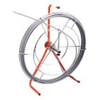 ジェフコム シルバーグラスライン パイプクリーナーセット 30m GL-CS-0703