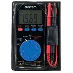 カスタム デジタルマルチメータ 測定機能(直流・交流電圧、抵抗、導通チェック、ダイオードテスト) M-02N