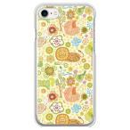 ショッピングどうぶつの森 apple iPhone 7/iPhone 8 ケース (森とどうぶつ)