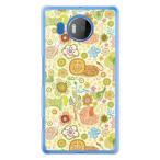 ショッピングどうぶつの森 Windows Phone Lumia 950XL ケース カバー (森とどうぶつ)