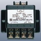 小倉クラッチ OPR 109A 制御端子付半波整流電源 (単相半波整流)