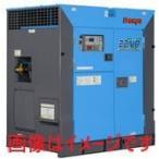 デンヨー (Denyo) MPS-22VP-2 モータコンプレッサ 屋外防音型 インバータ/可変吐出圧力仕様